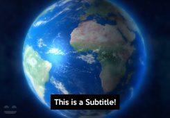 ساخت زیرنویس روی ویدیو در پریمیر